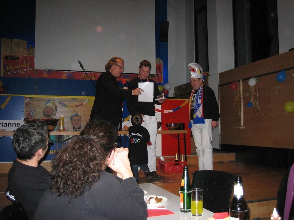 Schwellkoppparade am Fastnachtssamstag, 18.02.2012 mit anschließender SKTC-Party auf der Zitadelle (4/6)