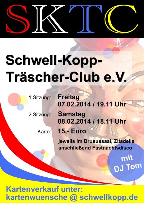 SKTC-Plakat