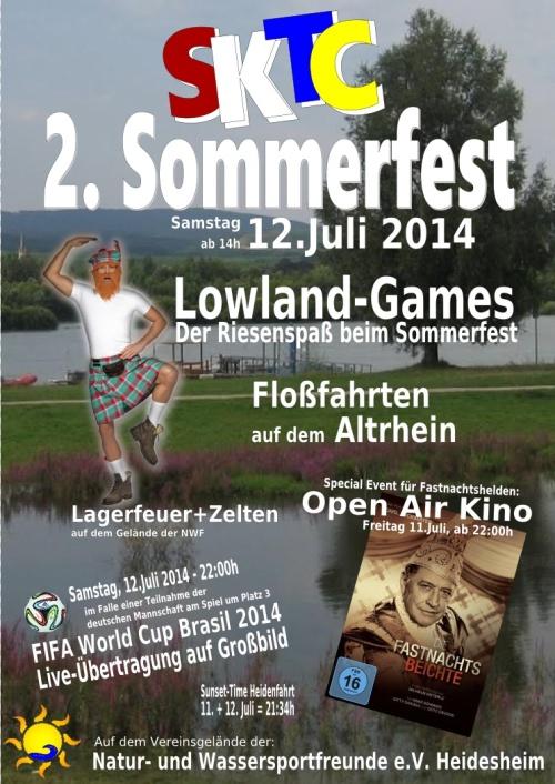 SKTC-Sommerfest